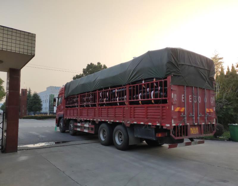Wznowienie produkcji w zakładzie w Wuhan