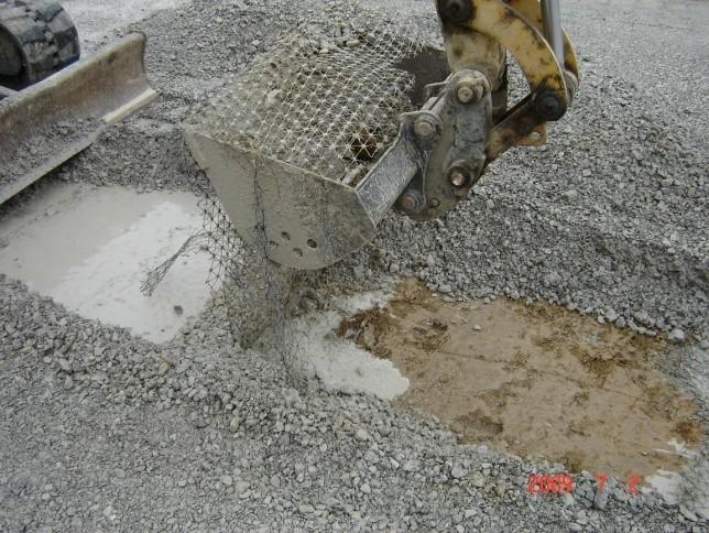 Korzyści z zastosowania georusztów w pracach odtworzeniowych po wykonaniu wykopu